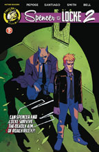 Image: Spencer and Locke Vol. 02 SC  - Action Lab - Danger Zone
