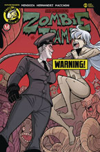 Image: Zombie Tramp #63 (cover B - MacCagni risque) - Action Lab - Danger Zone