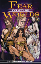 Image: Fear on Four Worlds Vol. 01 SC  - American Mythology Productions
