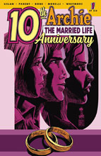 Image: Archie: The Married Life - 10th Anniversary #1 (cover C - Francavilla) - Archie Comic Publications