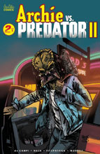 Image: Archie vs. Predator 2 #2 (cover A - Hack) - Archie Comic Publications
