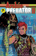Image: Archie vs. Predator 2 #2 (cover D - Isaacs) - Archie Comic Publications