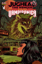 Image: Jughead: The Hunger vs. Vampironica #4 (cover B - Panosian) - Archie Comic Publications