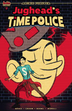 Image: Jughead's Time Police #3 (cover A - Charm) - Archie Comic Publications