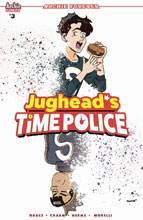 Image: Jughead's Time Police #3 (cover B - Jampole)  [2019] - Archie Comic Publications