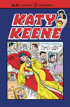 Image: Katy Keene SC  - Archie Comic Publications