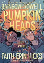Image: Pumpkinheads GN  - First Second (:01)