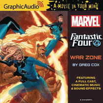 Image: Fantastic Four Audio CD: Warzone  - Graphic Audio/The Cutting Corp