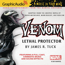 Image: Venom Audio CD: Lethal Protector  - Graphic Audio/The Cutting Corp