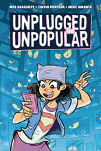 Image: Unplugged and Unpopular GN HC  - Oni Press Inc.