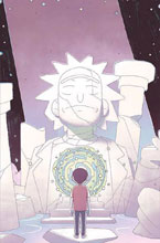 Image: Rick & Morty #53 (cover B - Smart) - Oni Press Inc.