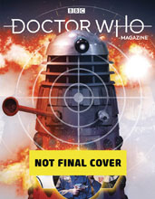 Image: Doctor Who Magazine #542 - Panini Publishing Ltd