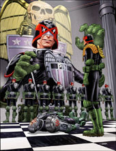 Image: 2000 A.D. Pack  (JUN19) - Rebellion / 2000AD