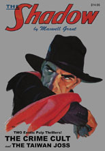 Image: Shadow #145: Crime Cult & The Taiwan Joss SC  - Sanctum Productions