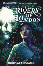 Image: Rivers of London: Action at a Distance SC  - Titan Comics