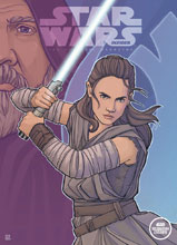 Image: Star Wars Insider #189 (Celebration Special Light Side edition) - Titan Comics