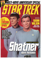 Image: Star Trek Magazine #72 (newsstand cover) - Titan Comics