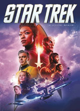 Image: Star Trek Magazine #72 (Previews Exclusive cover) - Titan Comics