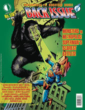 Image: Back Issue #116 - Twomorrows Publishing