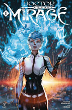 Image: Doctor Mirage #1 (cover A - Tan) (Web Super Special) - Valiant Entertainment LLC