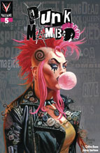 Image: Punk Mambo #5 (cover A - Brereton) - Valiant Entertainment LLC