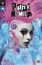 Image: Punk Mambo #5 (cover B - Orzu) - Valiant Entertainment LLC