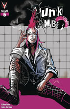 Image: Punk Mambo #5 (cover C - Delara) - Valiant Entertainment LLC