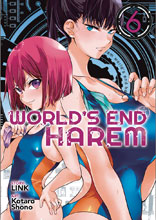 Image: World's End Harem Vol. 06 SC  - Ghost Ship