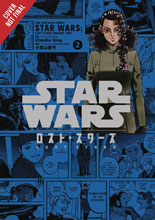 Image: Star Wars: Lost Stars Vol. 02 SC  - Yen Press
