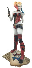 Image: DC Gallery PVC Figure: Harley Quinn  (Rebirth) - Diamond Select Toys LLC