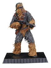 Image: Star Wars Milestones Statue: Chewbacca  (1/6 Scale) - Diamond Select Toys LLC