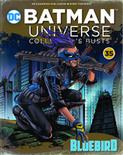 Image: DC Batman Universe Bust Collectible #35 (Bluebird) - Eaglemoss Publications Ltd