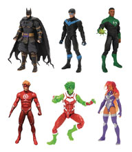 Image: DC Multiverse 6-Inch Action Figure Assortment - Batman Ninja Wave  - Mattel Toys