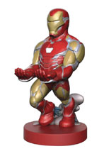 Image: Marvel Avengers Endgame Cable Guy: Iron Man  - Exquisite Gaming Ltd