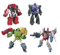Image: Transformers Gen WFC Battlemaster Action Figure Assortment 201903  - Hasbro Toy Group
