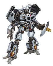 Image: Transformers Movie Masterpiece Action Figure: Jazz  - Hasbro Toy Group
