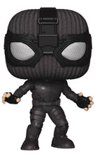 Image: Pop! Marvel Vinyl Figure: Spider-Man: Far from Home - Spider-Man  (Stealth Suit) - Funko