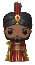 Image: Pop! Disney Vinyl Figure: Aladdin Live - Jafar the Royal Vizier  - Funko