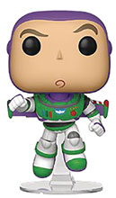 Image: Pop! Disney Vinyl Figure: Toy Story 4 - Buzz Lightyear  - Funko