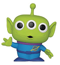 Image: Pop! Disney Vinyl Figure: Toy Story 4 - Alien  - Funko