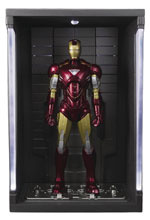 Image: Marvel S.H.Figuarts Action Figure: Iron Man Mark VI & Hall of Armor Set  - Bluefin