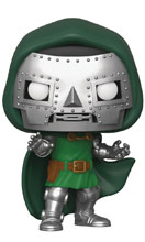 Image: Pop! Marvel Fantastic Four Vinyl Figure: Doctor Doom  - Funko