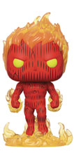 Image: Pop! Marvel Fantastic Four Vinyl Figure: Human Torch  - Funko