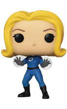 Image: Pop! Marvel Fantastic Four Vinyl Figure: Invisible Girl  - Funko