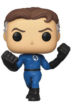 Image: Pop! Marvel Fantastic Four Vinyl Figure: Mister Fantastic  - Funko