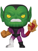 Image: Pop! Marvel Fantastic Four Vinyl Figure: Super Skrull  - Funko