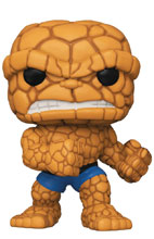Image: Pop! Marvel Fantastic Four Vinyl Figure: Thing  - Funko