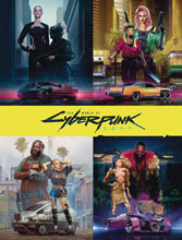 Image: World Of Cyberpunk 2077 HC  - Dark Horse Comics