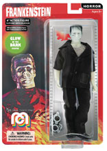 Image: Mego Horror Wave 5 Universal Monsters 8-Inch Action Figure: Frankenstein Monster  (glow-in-the-dark) - Mego Corporation