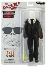 Image: Mego Horror Wave 5 Universal Monsters 8-Inch Action Figure: Invisible Man  - Mego Corporation